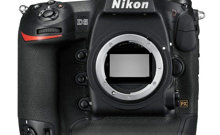 De Nikon D5 camera is echt iets voor jou!
