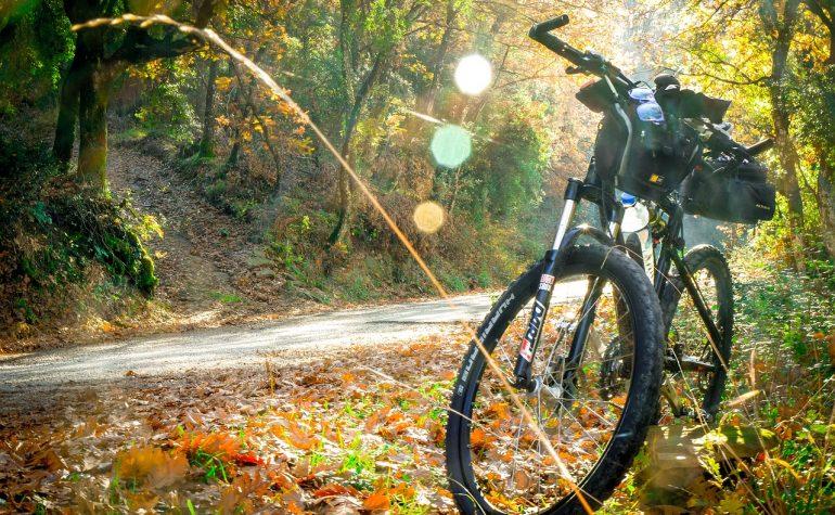 Cool: off-road fietsen van Matrabike