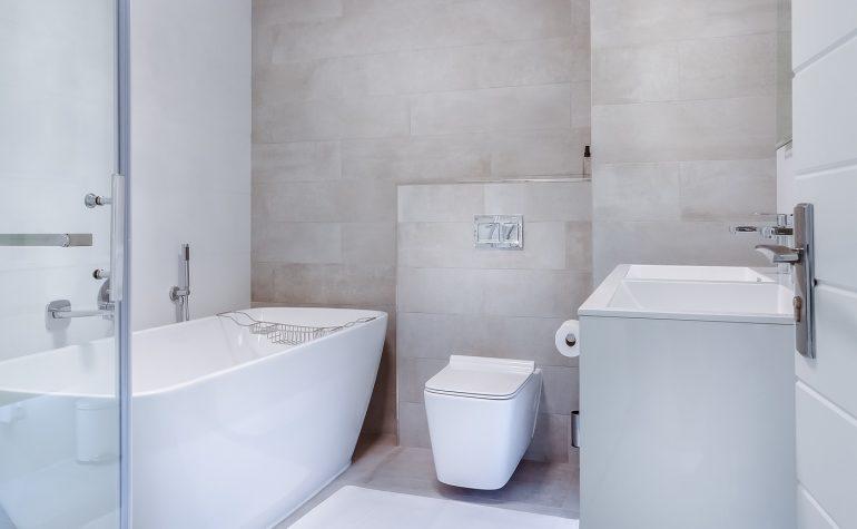 Een vrijstaand bad in je badkamer!