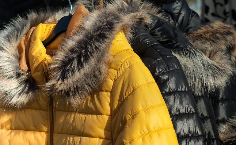 Winterjassen koop je in januari